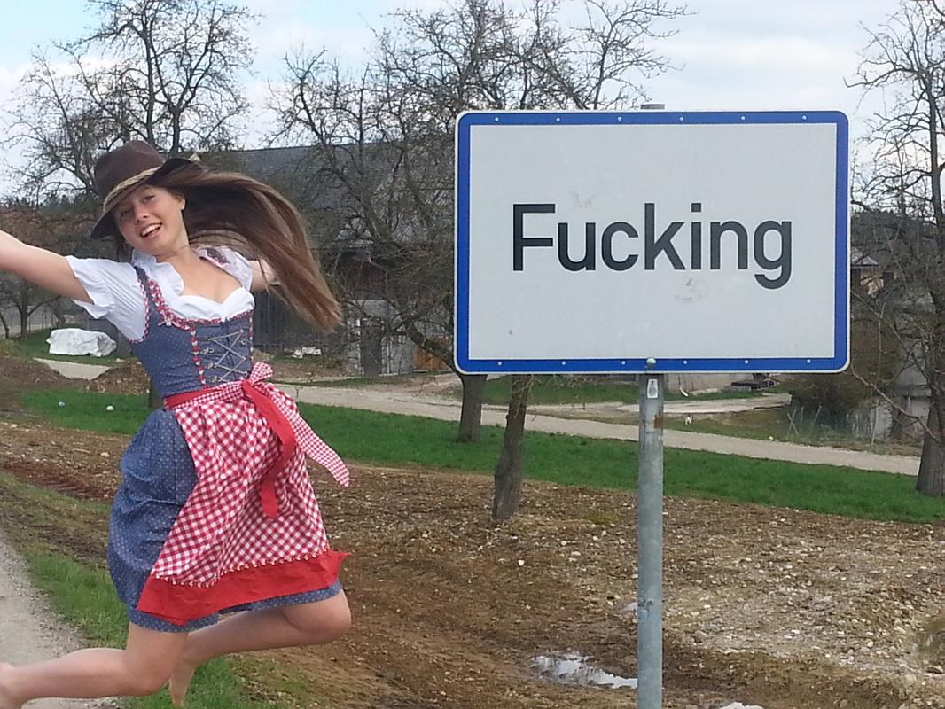 Fucking Austria - The Flying Kiwi